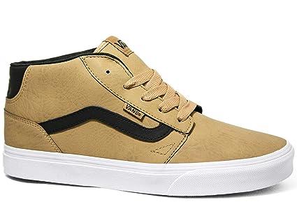 chaussure vans chapman mid leather