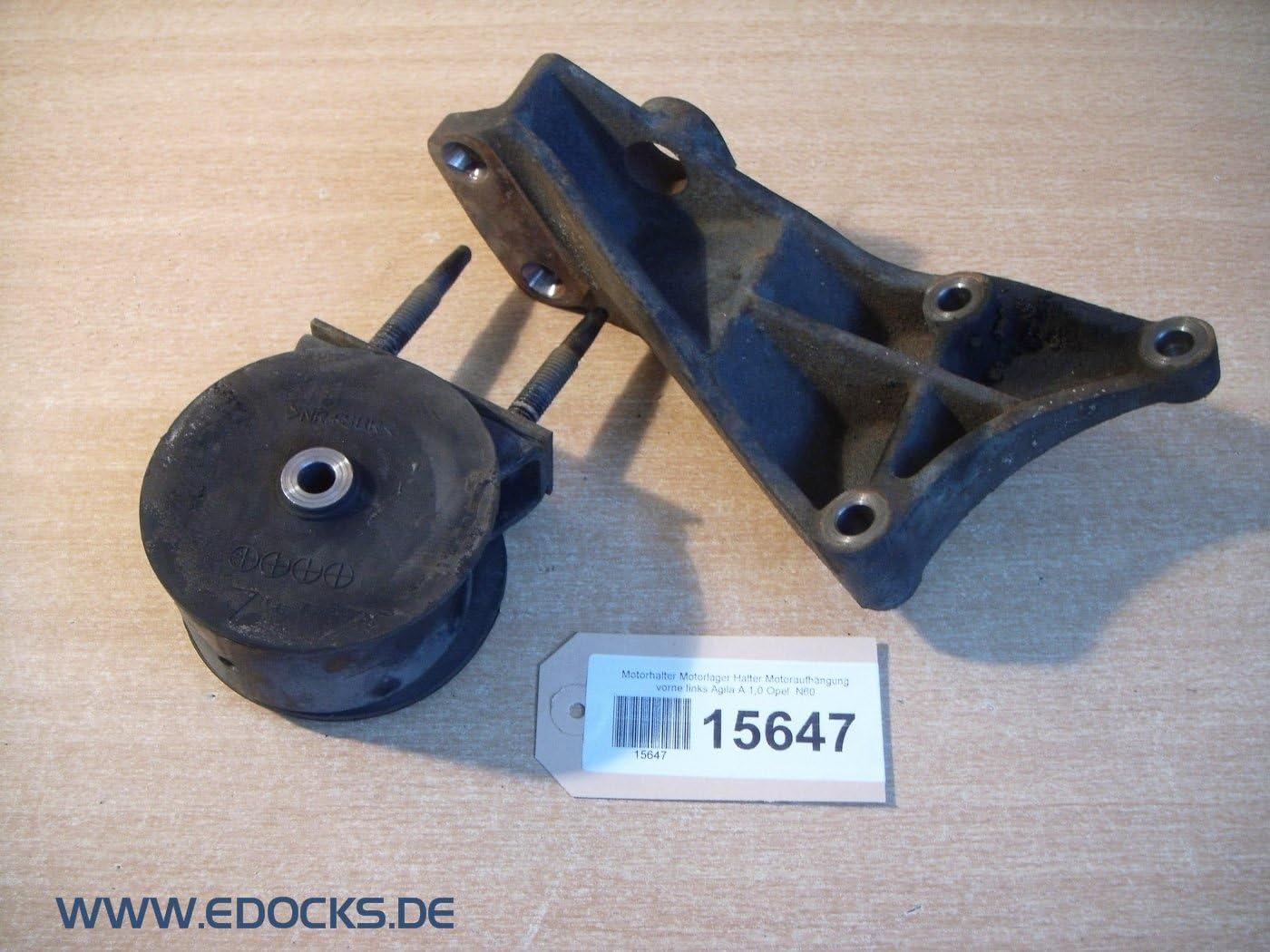 Motorhalter Motorlager Halter Motoraufhängung Vorne Links Agila A 1 0 Opel Auto