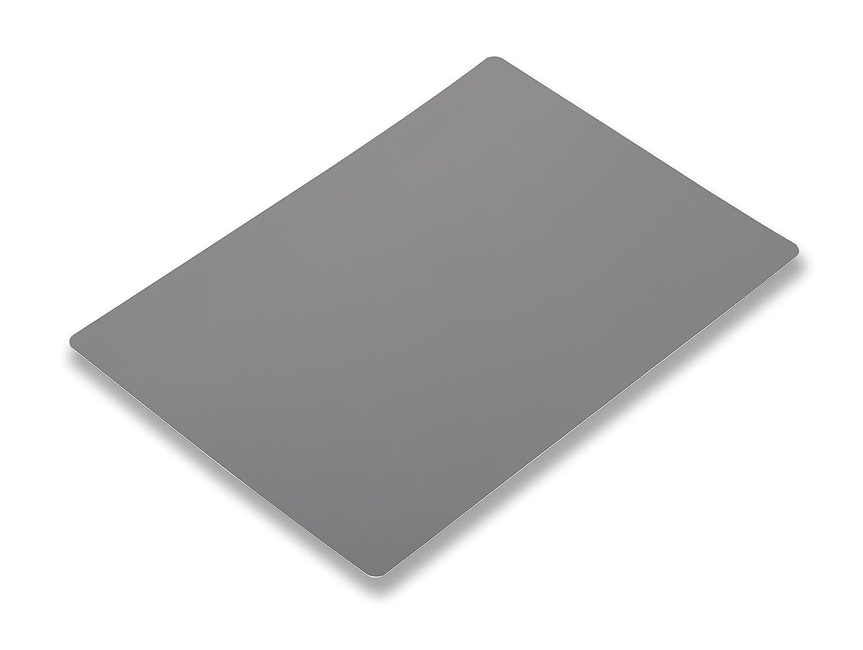 Novoflex 8x12' Grey/White Card for Manual White Balance/Exposure (ZEBRA-XL) MacGroup