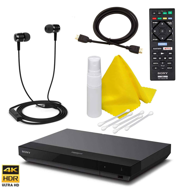 UPB X700 Sony UPB-X700 4K Blu Ray Player Ultra HD 3D Hi-Res Audio ...