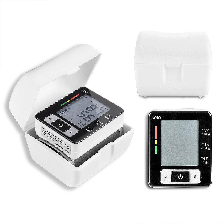 Amazon.com: iManson CK-W133 Wrist Blood Pressure Monitor Clinically Proven Accurate: Health & Personal Care