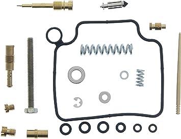 1PZ H35-RK1 Carburetor Rebuild Kit Repair Compatible With Honda TRX350 Rancher 350 TRX350FE 4x4 ES TRX350FM 4x4 S TRX350TE 2x4 ES TRX350TM 2x4 2004 2005 2006 Carb