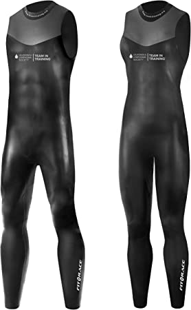 Amazon.com: Sin mangas Triathlon Wetsuit – Equipo en la ...