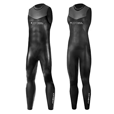Fit2Race Sleeveless Triathlon Wetsuit