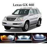 2003 - 2009 Lexus GX470 Xenon White LED Lights Bulbs for License Plate / Tag 2