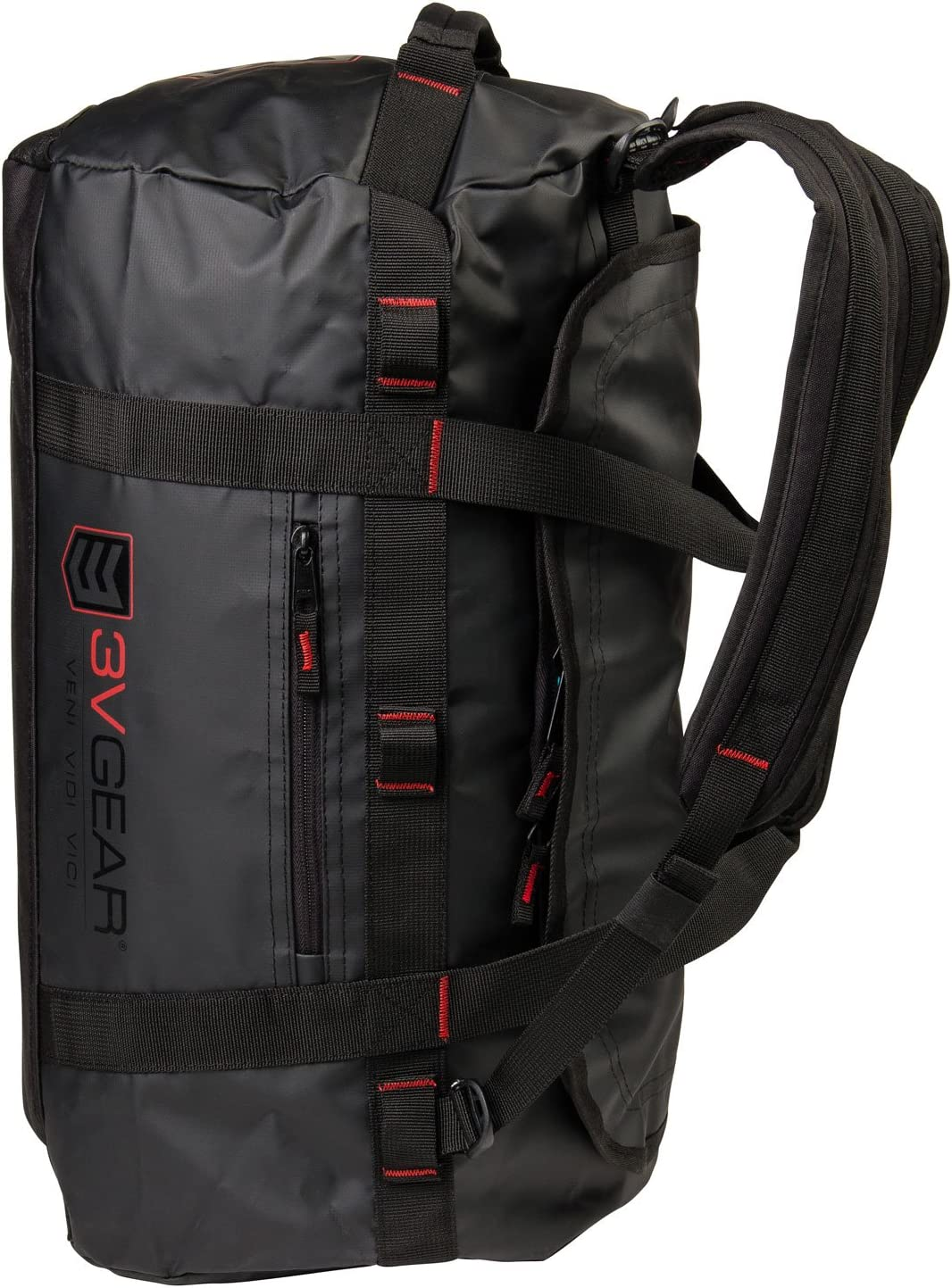 3V Gear Smuggler Adventure Duffel Bag - 45 Liters