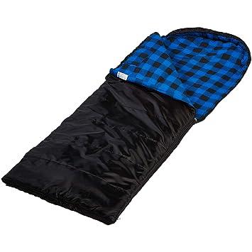Skandika Dundee - saco de dormir rectangular - 220x80cm - acoplable - Forro: franela/algodón (negro/derecha): Amazon.es: Deportes y aire libre