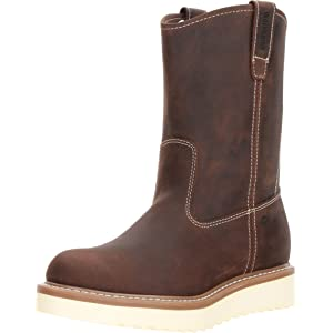 90db5ba131b Amazon.com: Wolverine Men's W08285 Wolverine Boot, Agate, 7 M US: Shoes