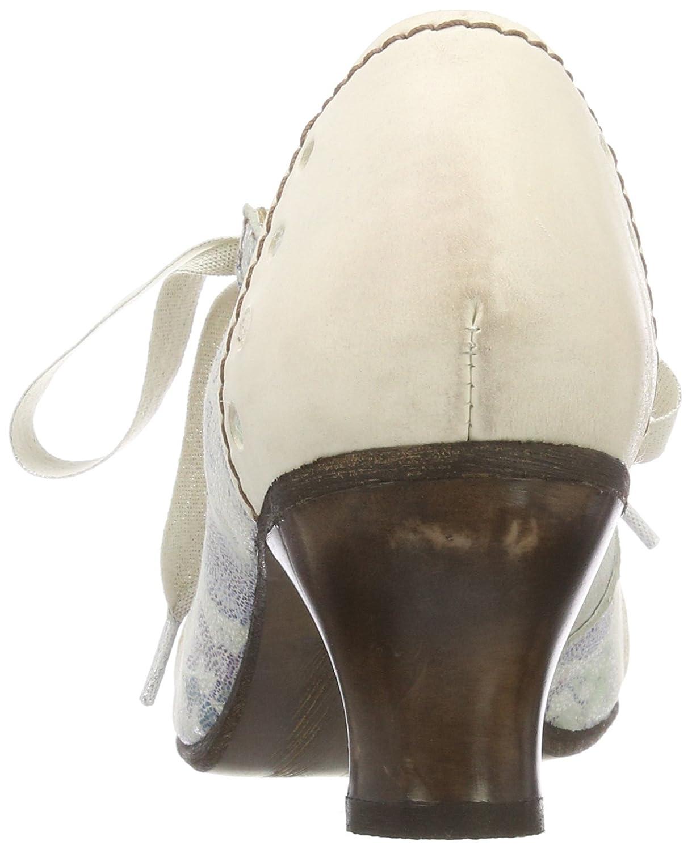 Rovers Damen Pumps Weiß Weiß Weiß (Weiß) d62811