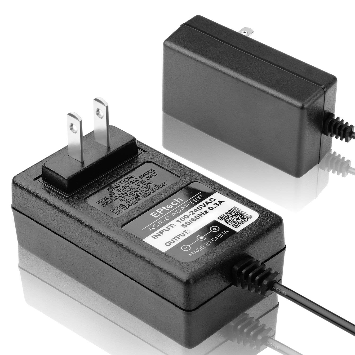 NEW AC Adapter For Ecovacs DN622 Deebot N79 14.4V DC Robotic Vacuum Power Supply