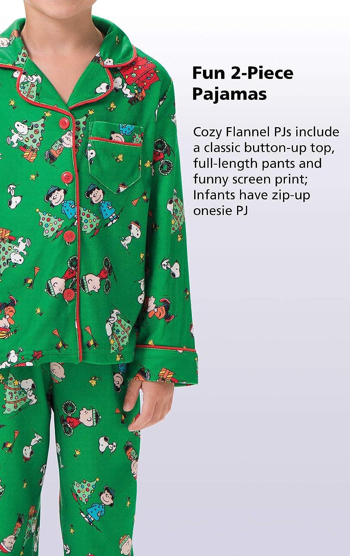 276807c2634a PajamaGram Family Christmas Pajamas Soft - Christmas Pajamas for ...
