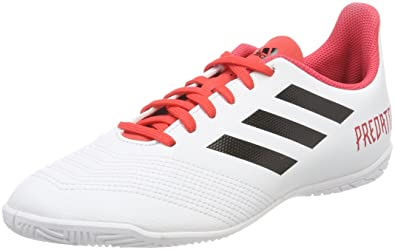 best loved 9d575 c845d adidas Unisex Babies  Predator Tango 18.4 in Footbal Shoes, White  Ftwwht Cblack