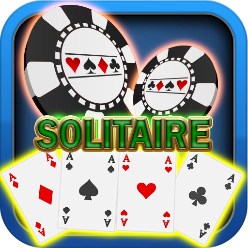 Heaven Mania Solitaire Underwater After Glow casino Chips Jackpot Premium Easy Classic Solitaire Free Game Tablets Mobile Kindle Fire Offline Cards Games Free (Train Underwater)