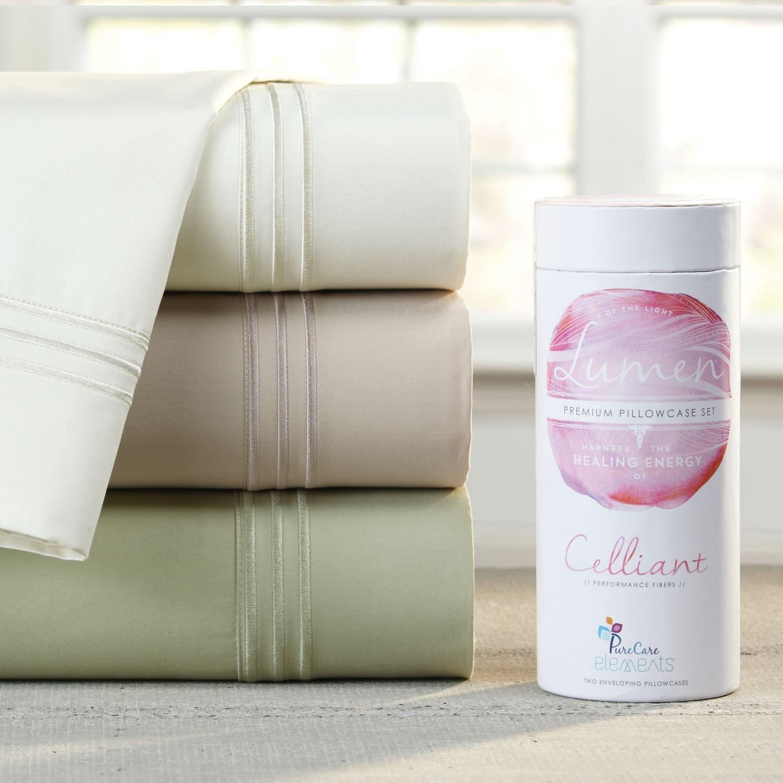 PureCare Elements Premium Celliant Sheet Set, King by PureCare®