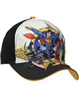 DC Comics Justice League Sublimated Youth Snapback Baseball Cap