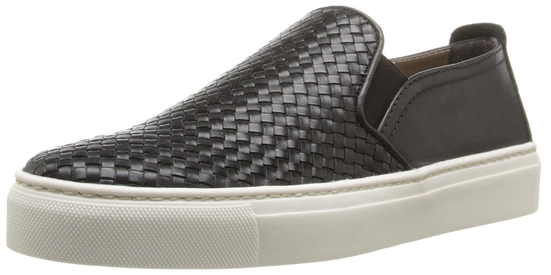 The FLEXX Women's Sneak Name Fashion Sneaker B01B1IRIMM 7.5 B(M) US|Black Elba Intreccio