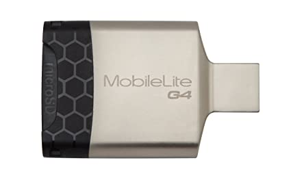 Amazon.com: Kingston MobileLite G4 USB 3.0 lector de ...