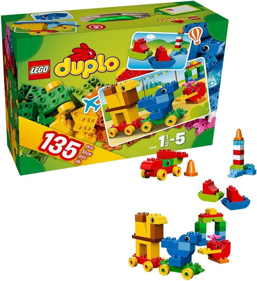 1 X LEGO Duplo Suitcase Red Figurine Accessories Dollhouse Furniture Reise Bag 5