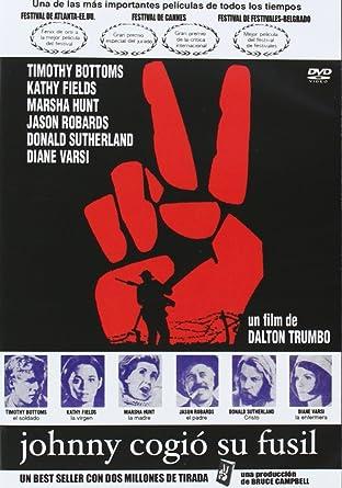 Johnny cogió su fusil (DVD)