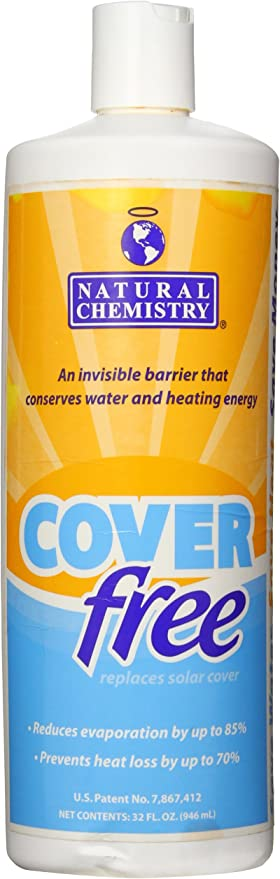 Natural Chemistry Swimming Pool COVERfree Liquid Solar Cover
