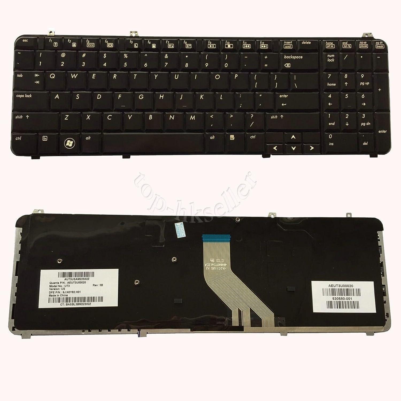 New US Keyboard Replacement for HP Pavilion DV6-2155DX DV6-2150US DV6-1355DX DV6-1359WM Laptop
