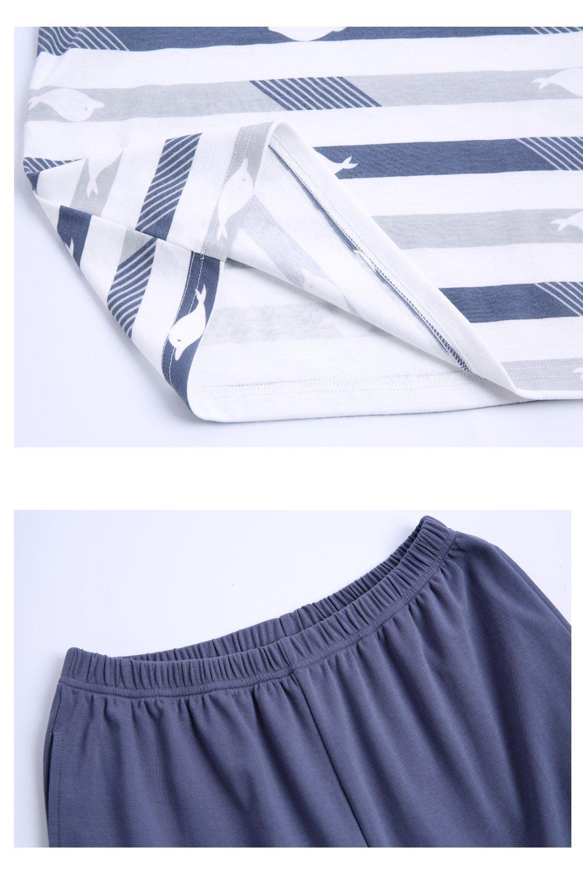 BYX SweetLeisure Big Boys Loose Cute Cotton Pajamas Leisure Wear 10-16 Years by BYX SweetLeisure (Image #6)