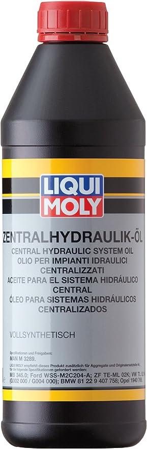 Liqui Moly 20038 1127 Zentralhydrauliköl 1 L Auto