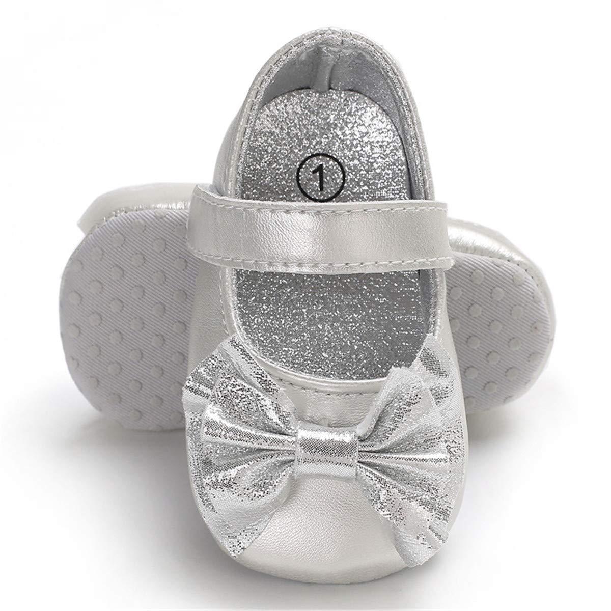BENHERO Baby Girls Mary Jane Flats with