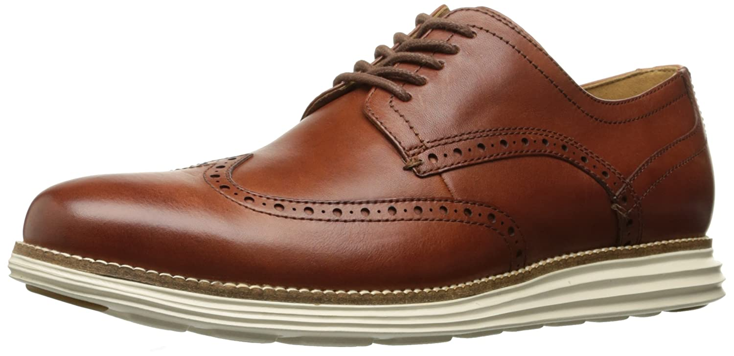 Woodbury Leather Cole Haan Men's Original Grand Shortwing Oxfords