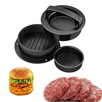 Amy Non-Stick Burger Press