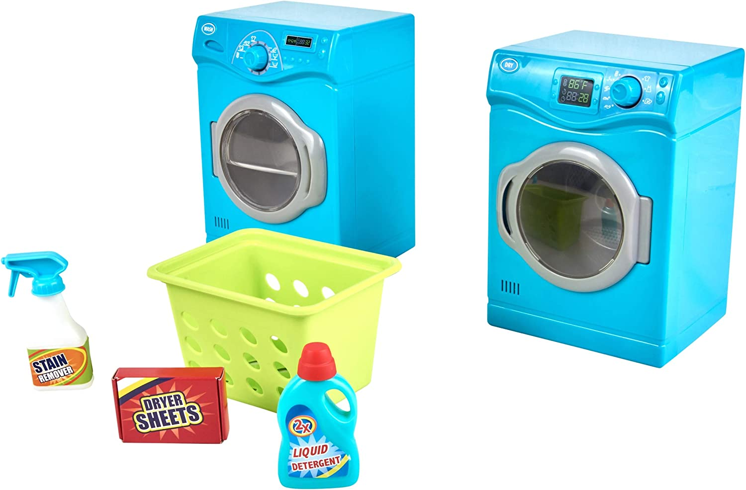 "My Life As 6 Piece Laundry Room Play Set, for 18"" Dolls"