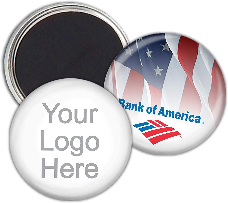 1 inch custom magnet Custom Magnet Back Photo magnet Your design here Promotional magnet Personalized magnet