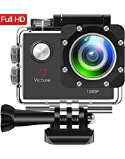 Victure Actioncam Full HD 1080P
