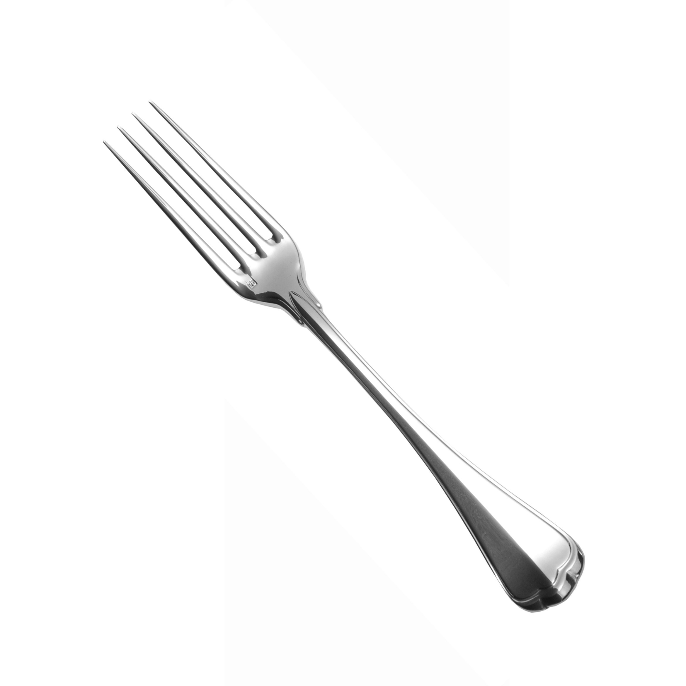 Fortessa San Marco 18/10 Stainless Steel Flatware Table Fork, Set of 12