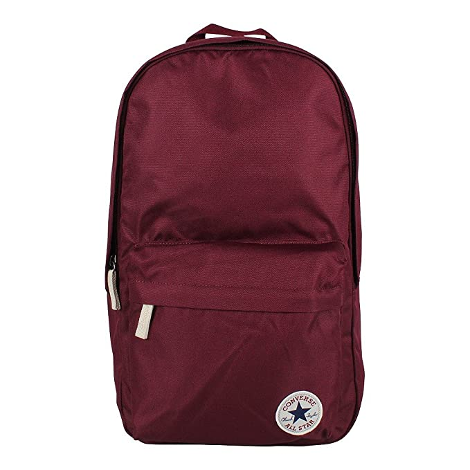 CONVERSE Core Poly Backpack Burgundy School Bag - CONVERSE Bags  Amazon.ca   Clothing   Accessories db0f4c3c35