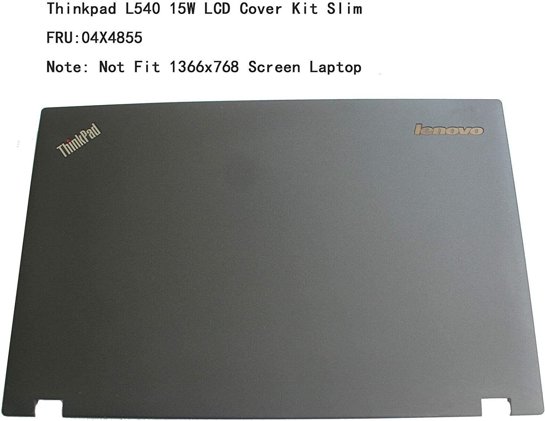 Genuine New for Lenovo Thinkpad L540 Top LCD Rear Lid Back Cover 04X4855 FHD Slim