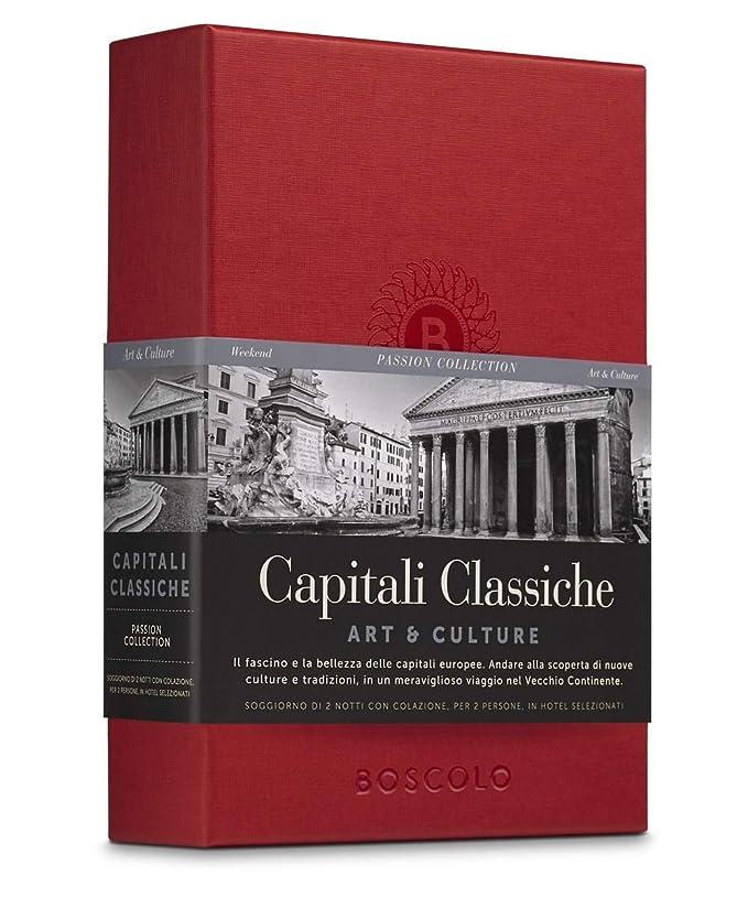 2 opinioni per Boscolo Gift- Capitali Classiche. Cofanetti viaggi, tour e pacchetti vacanze in