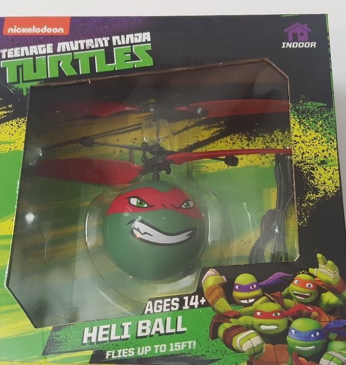 Nickelodeon Teenage Mutant Ninja tortuga Heli bola rojo ...