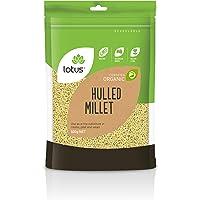Lotus Organic Hulled Millet 500 g, 500 g