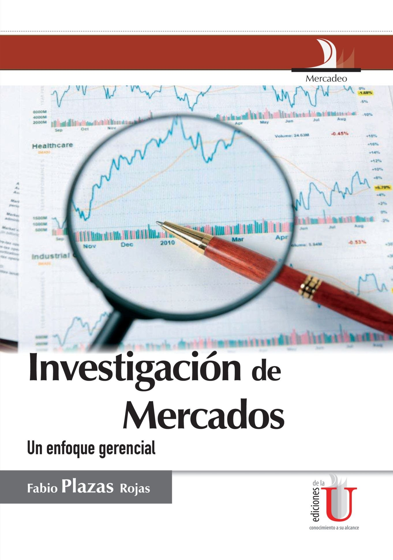 Download Investigación de Mercados. Un Enfoque Gerencial (Spanish Edition) ebook