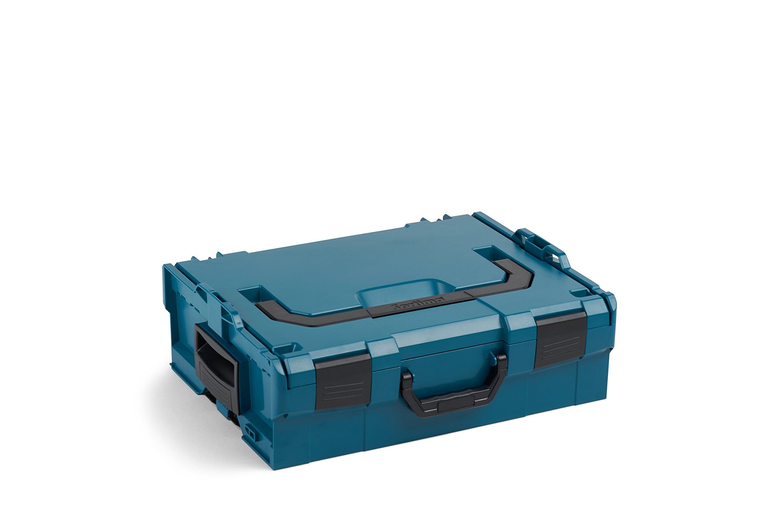 Toolbox Organizer| SORTIMO BOSCH Tool Box L-Boxx 136 Size 2 | Professional Empty Portable Tool Box | Tough Tool Box Latches & Locks | LIMITED Edition