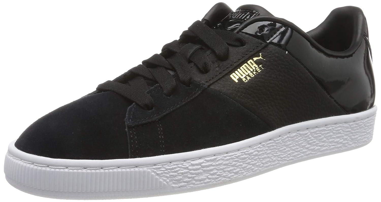 4e4e969a49 Puma Women's Basket Remix WN's Trainers: Amazon.co.uk: Shoes & Bags