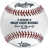 Rawlings(ローリングス)2018 日米野球 硬式試合球 公式ボール ROMLBJAS18-R