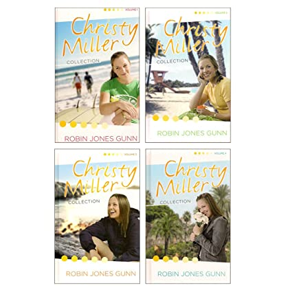 Amazon The Christy Miller Series Complete Collection Set Books