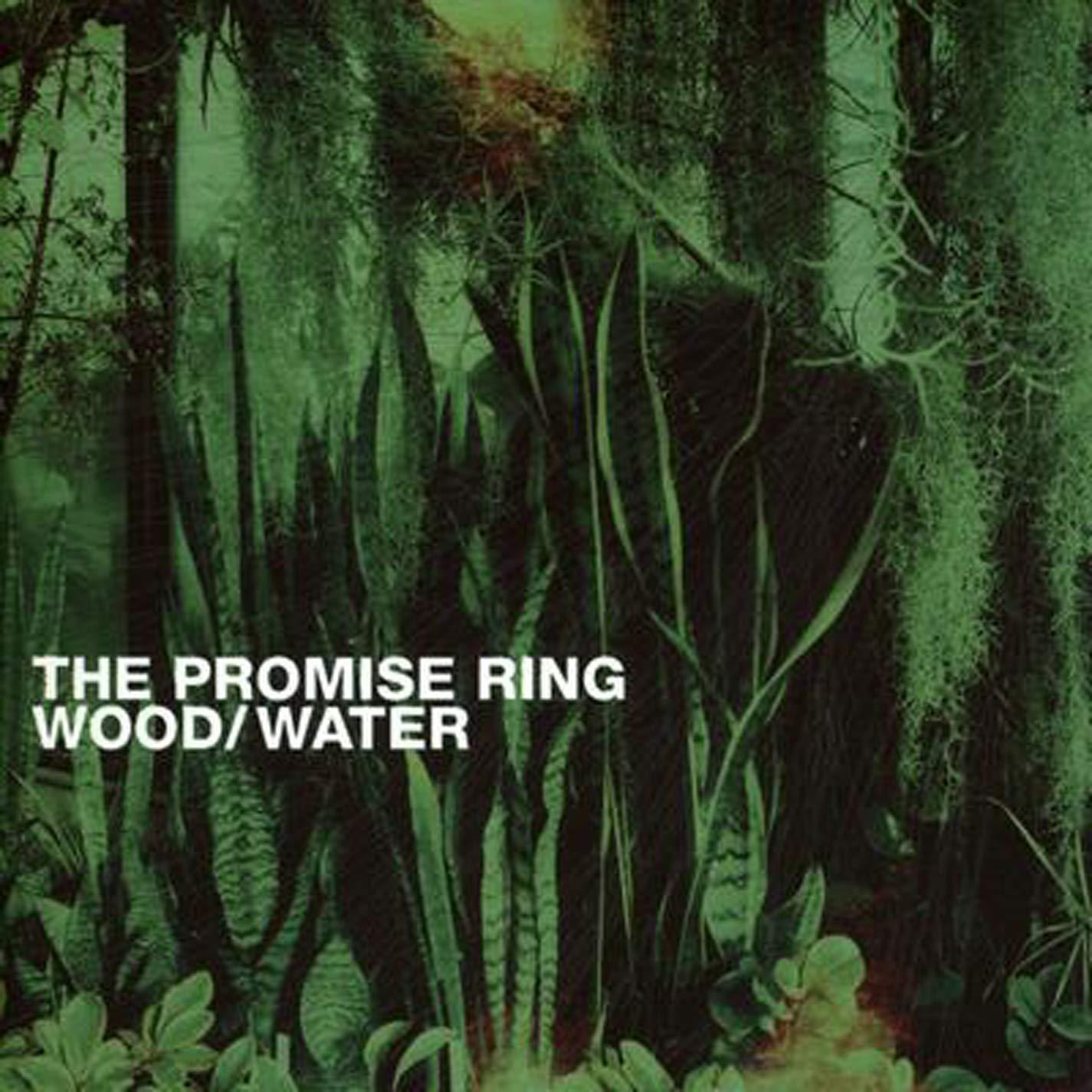 Vinilo : The Promise Ring - Wood/ Water (LP Vinyl)