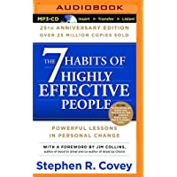 The 7 Habits of Highly Effective People: 25th Anniversary Edition