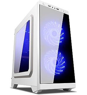 UNYKAch Armor C21 Torre Blanco Carcasa de Ordenador - Caja de Ordenador (Torre, PC