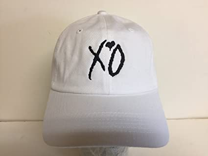 f6425c24b5eee Amazon.com   Xo The Weeknd Drake Dad Unstructured Adjustable Hat    Everything Else