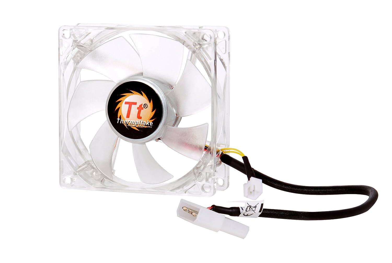 Thermaltake Blue-Eye Silent Smart 90mm Blue Led Case Fan with Adjustable Fan Speed Control AF0035 Thermaltake USA Direct