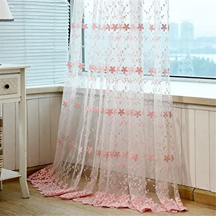 CF® Tulle Tulle Tulle ricamate tende per la sala da soggiorno Tende ...